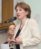 Cristina GUSETH, Director Fundatia Freedom House Romania