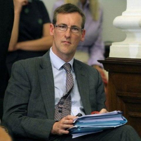 Mark GREY - Purtător de cuvânt, Comisia Europeană