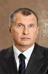 Igor SECHIN, directorul executiv Rosneft care a preluat pe nimic activele Yukos prin intermediul unei firme fantomă care își declarase sediul social într-o cârciumă.