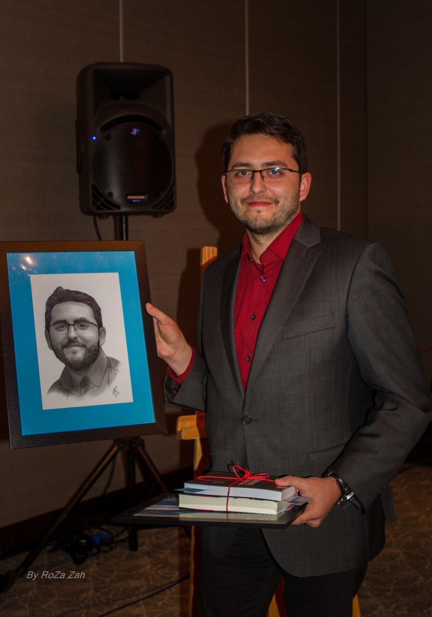 Victor Cozmei (Hotnews.ro), câștigătorul Marelui Premiu la secțiunea Justiție și Stat de drept