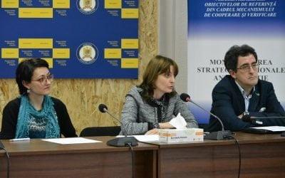 """Lansarea proiectului """"Prevenirea corupției și clientelismului în companiile de stat"""""""