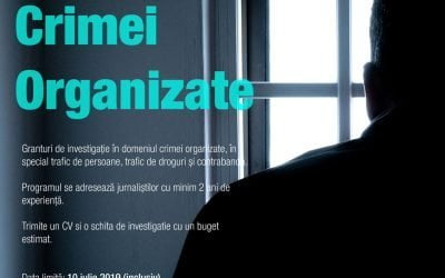 Jurnaliști împotriva Crimei Organizate