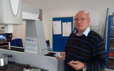 Fonduri europene pentru utilaje de mare precizie într-o fabrică din Focșani care produce piese utilizate în industria aeronautică, de NASA și Boeing