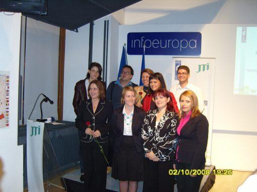 Editia II-a, Premiere, BEJD 2008