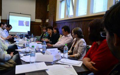 """Ediția 2020 a programului """"Bursele Europene: Jurnaliști în Dialog"""""""