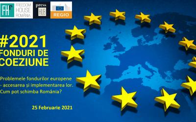 Conferința Fonduri Europene – Vulnerabilități și Oportunități în 2021