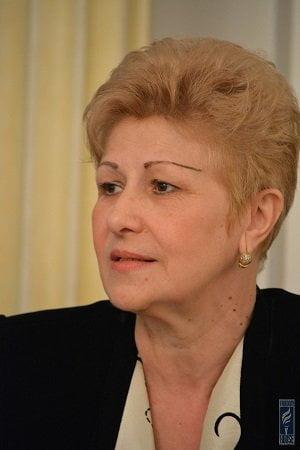 Judecătoarea Livia STANCIU, Președintele Înaltei Curți de Casație și Justiție