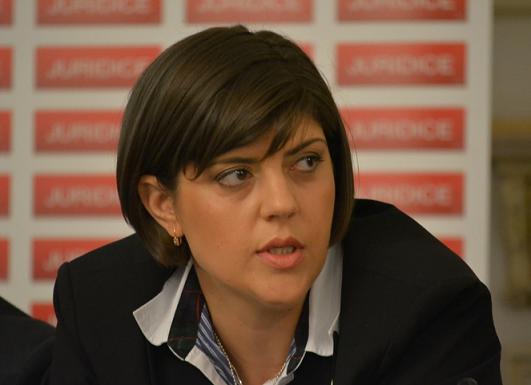 Laura Codruța KOVESI - Procuror-șef DNA