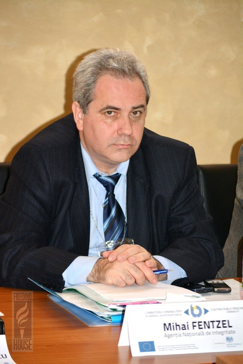 Mihai Fentzel, inspector de integritate, șef de serviciu în cadrul ANI