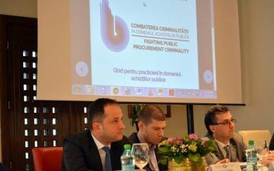 """Conferința de închidere a proiectului """"Combaterea fraudei în achizițiile publice"""""""