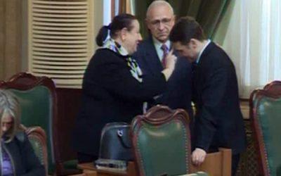 Cazul ŞOVA – Parlamentul continuă politica arbitrară privind încuviinţarea cererilor DNA