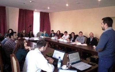 Seminare BEJD pentru ziaristi din presa locala la Timisoara si Craiova