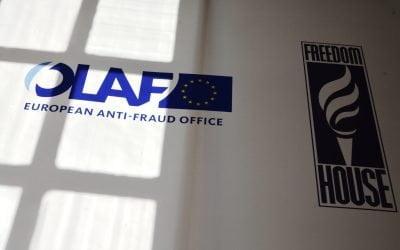 """Finalizarea proiectului FHR-OLAF """"Expertiză și legislație pentru protecția sporită a intereselor financiare ale UE"""""""