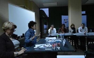 Bursele Europene – Jurnaliști în Dialog, seminar la Galați