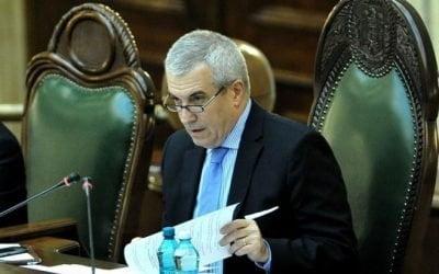CRPE, EFOR, FHR, GDS și IR cer demisia Președintelui Senatului, Călin Popescu Tăriceanu