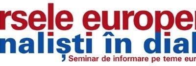 """Reprezentanța Comisiei Europene și Freedom House România anunță deschiderea înscrierilor pentru ediția 2017 a programului """"Bursele Europene: Jurnaliști în Dialog"""""""