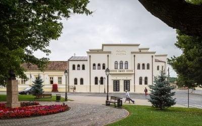 Palatul Cultural din BLAJ – Cum se poate transforma o ruină într-un monument premiat internațional