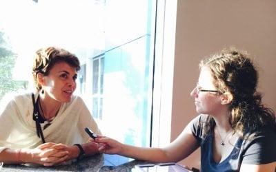 """""""Preşedinţia Consiliului UE, un test pentru România, la zece ani de la aderare"""" – interviu Angela Cristea, șef al Reprezentanței CE"""