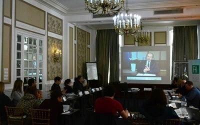 Demersurile jurnaliștilor, anchetele autorităților – workshop de investigații financiare și combaterea traficului de persoane