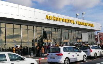 """Aeroportul Internațional din Timișoara se extinde pe bani europeni cu o firmă """"ieșită din pălărie"""""""