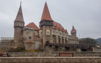 Celebrul Castel al Corvinilor va fi restaurat din bani europeni