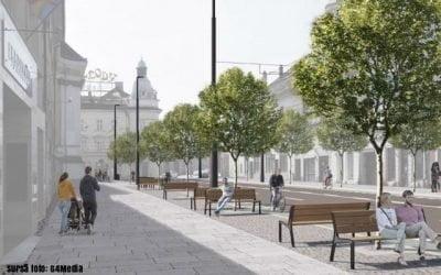 Faceliftul urban din centrul Clujului se încheie cu trei șantiere de 100 de milioane de lei: cum va arăta orașul după investițiile cu fonduri UE