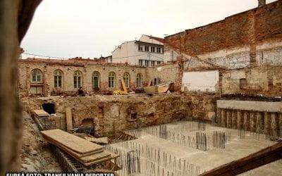 """Gândirea primitivă s-a mutat în Orașul Comoară. Virgil Pop: """"În cea mai coruptă țară din Europa, protejarea monumentelor istorice se face de către neisprăviți și într-un mod mizerabil"""""""