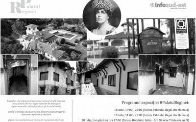 """""""Palatul Reginei"""" – expoziție organizată de ziarul Info Sud-Est – PressHub"""