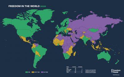 Raport Freedom House | Pandemia a fost folosită pentru a reduce libertățile în mediul online