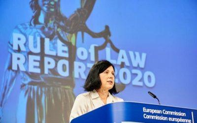 ANALIZĂ Cum apare România în raportul asupra statului de drept în UE