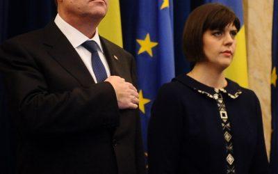 """Președintele Iohannis: """"Este inacceptabilă"""" situația actuală, în care Ministerul Finanțelor recuperează 10% din prejudicii"""